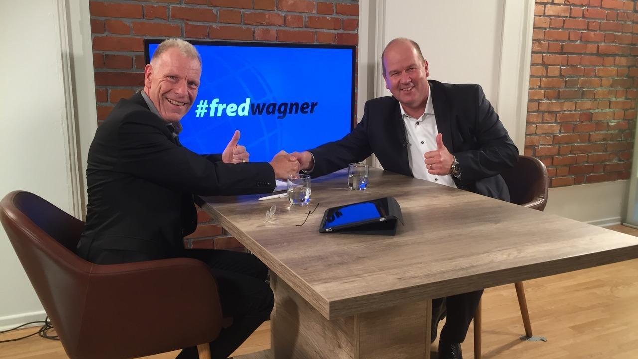 #fredwagner – Folge 10 – Klaus-Jürgen Heitmann, Sprecher des Vorstands HUK Coburg
