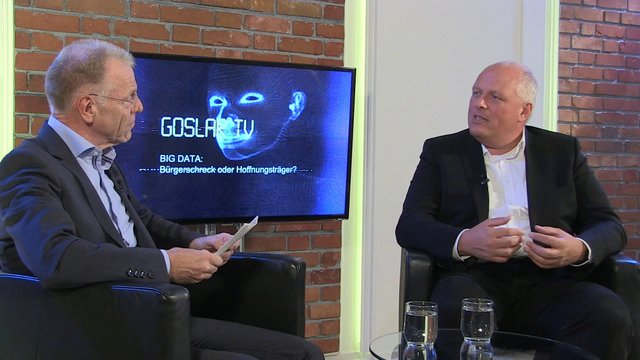 GoslarTV – Ulrich Kelber – Datenschutzbeauftragter