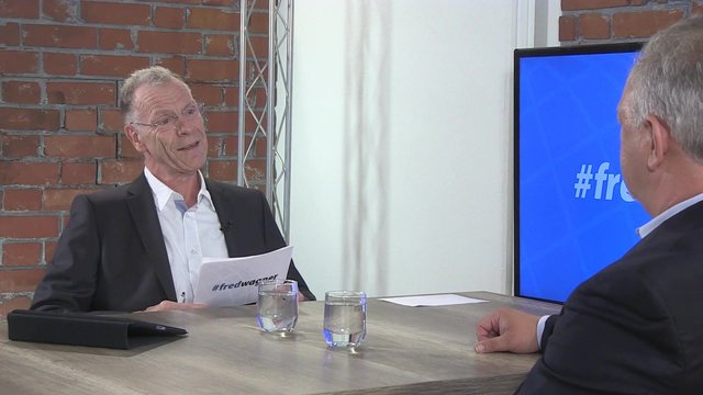 #fredwagner – Folge 9 – Patric Fedlmeier, Vorstandsvorsitzender der Provinzial Rheinland
