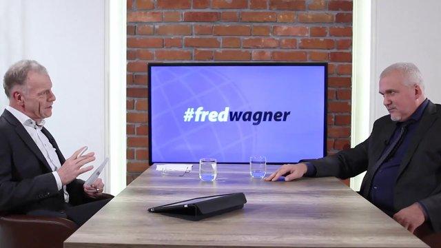 #fredwagner – Folge 11 – Axel Kleinlein, Sprecher des Vorstandes Bund der Versicherten e.V.