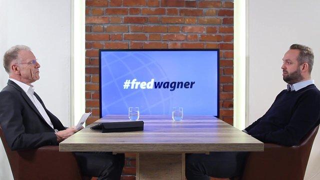 #fredwagner – Folge 12 – Robin von Hein, simplesurance GmbH