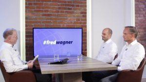 #fredwagner – Folge 17 – Dr. Henrich Blase und Dr. Oliver Bohr, Check24
