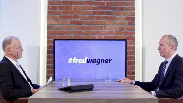 #fredwagner – Folge 15 Dr. Andreas Eurich, Vorstandsvorsitzender – Barmenia Versicherungsgruppe